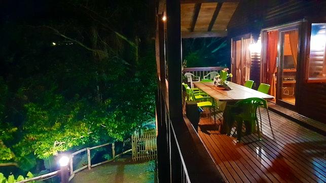 at Hib-Escape Cosy Cabin | TravelGround