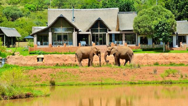 at Askari Game Lodge & Spa | TravelGround