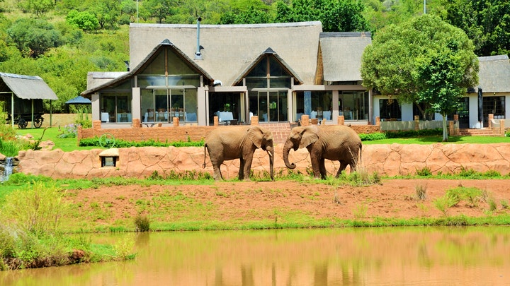at Askari Game Lodge & Spa   TravelGround