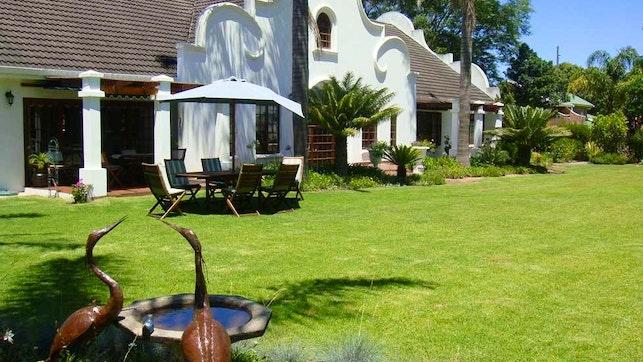 at Garden Villa Guest House | TravelGround