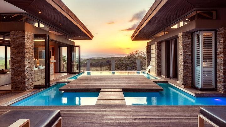 Zimbali Accommodation at Panoramic Ultra Luxury Dream Villa | TravelGround