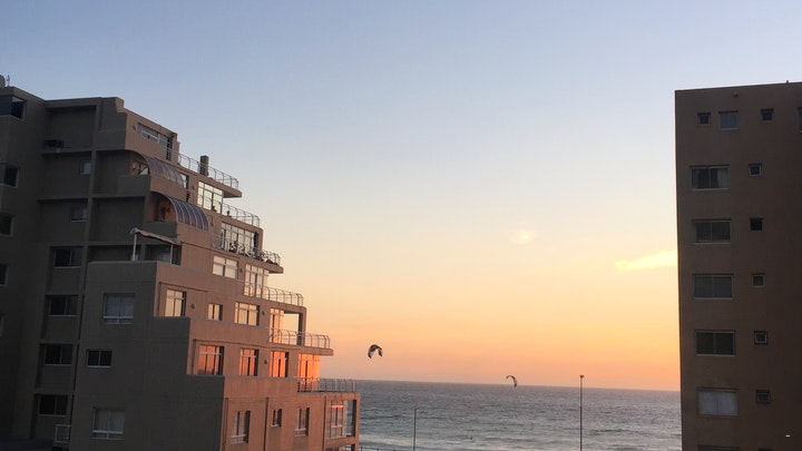 Table View Accommodation at A201B Ocean View | TravelGround
