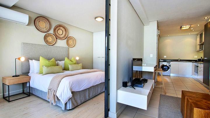 Kaapstad Middestad Akkommodasie by Mario's 1 Bed Apartment | LekkeSlaap