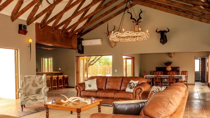 at Sandriver Safari Lodge | TravelGround