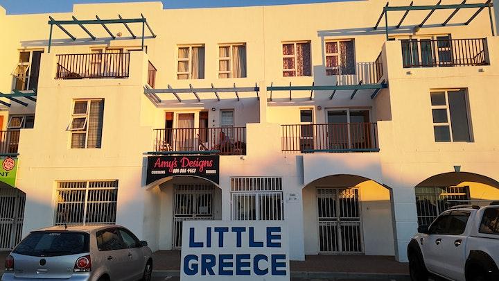 Strand Accommodation at Little Greece Condominium | TravelGround