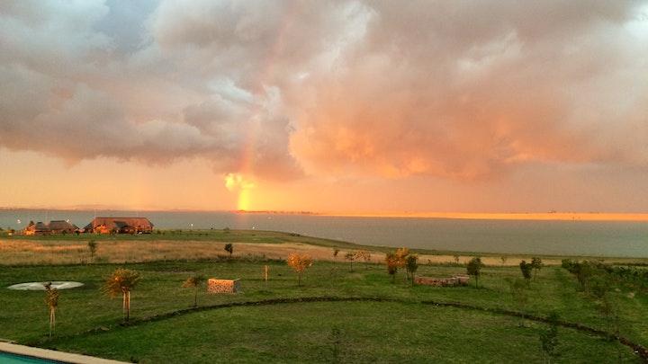 Noordelike Vrystaat Akkommodasie by R'new Pecan Farm & Wellness Centre   LekkeSlaap