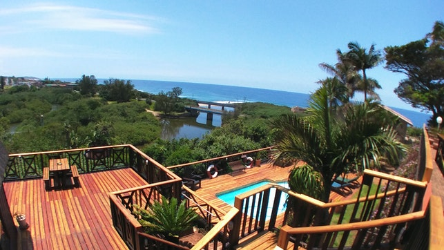 at Mzimayi River Lodge   TravelGround