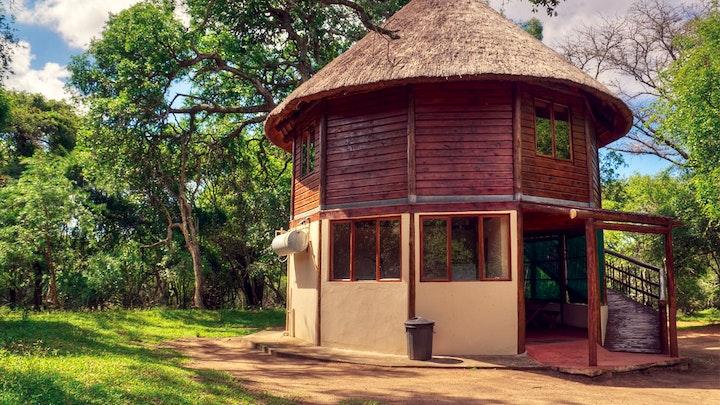 at Bonamanzi Game Reserve - Rustic Family Tree Houses | TravelGround