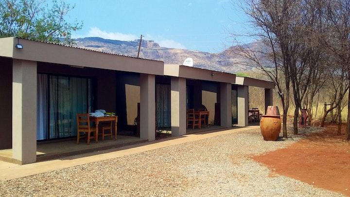 Thabazimbi Akkommodasie by Koolstoof Guest Rooms | LekkeSlaap