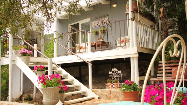 Tuinroete Akkommodasie by Mount Rose Cottage | LekkeSlaap