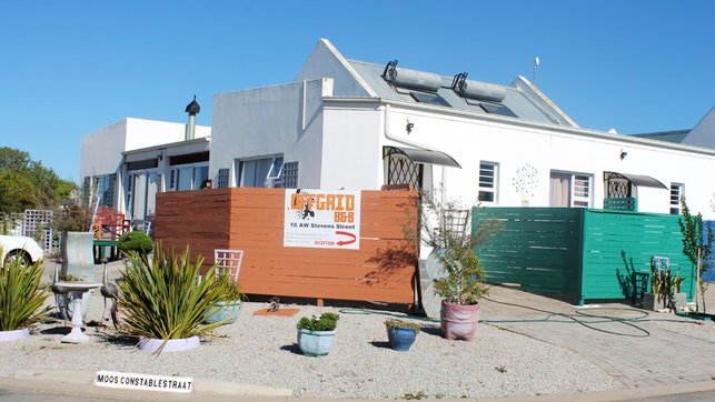 by Offgrid Tours and Accommodation | LekkeSlaap