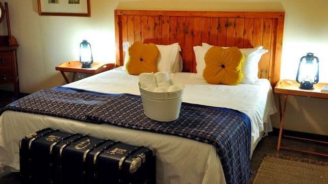 at Mama Fourie's Guest Cottages   TravelGround