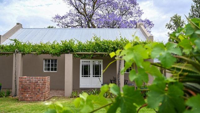 at Saronsberg Vineyard Cottages | TravelGround