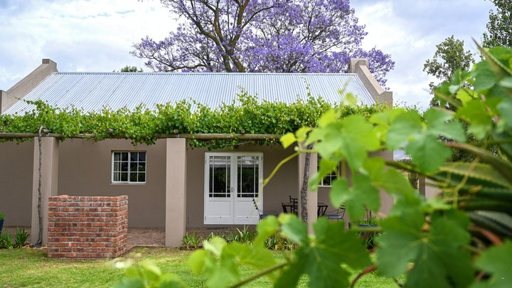 at Saronsberg Vineyard Cottages | TravelGround