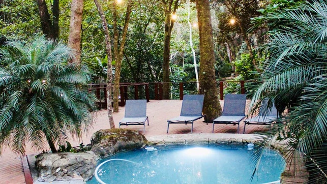 at Serenity Mountain and Forest Lodge | TravelGround