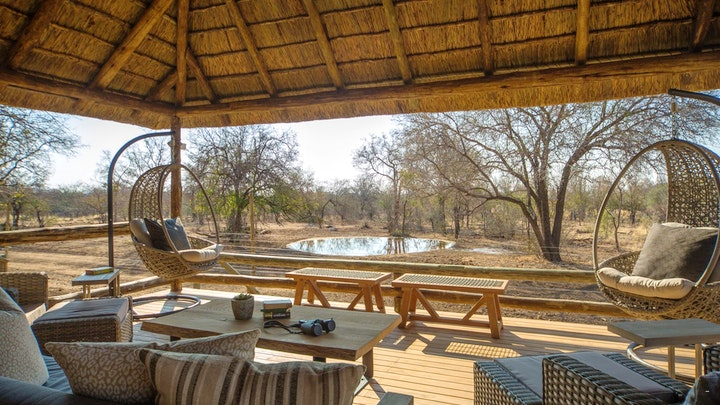 Pilanesberg National Park Accommodation at Nkala Safari Lodge - Black Rhino Game Reserve | TravelGround