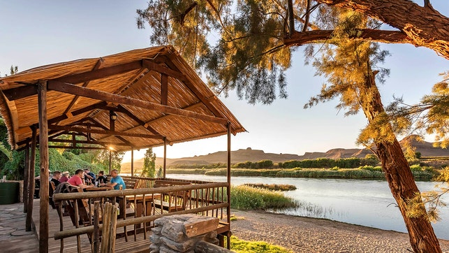 at Orange River Rafting Lodge   TravelGround