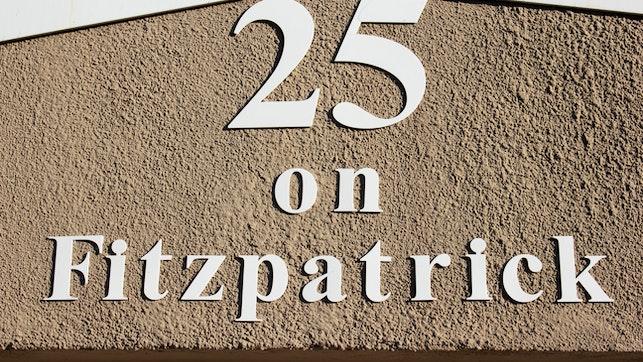 by 25 On Fitzpatrick | LekkeSlaap