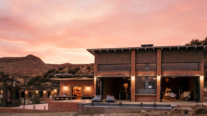 at Eco Karoo Mountain Lodge | TravelGround