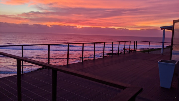 Mtwalume Accommodation at From the Nest Beachfront Apartment | TravelGround