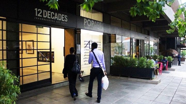 by 12 Decades Art Hotel | LekkeSlaap