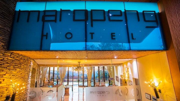 at Maropeng Boutique Hotel   TravelGround