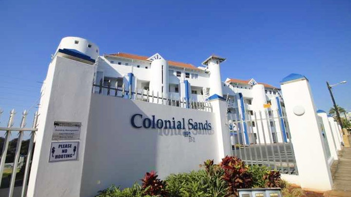 Margate Beach Accommodation at Colonial Sands 102   TravelGround
