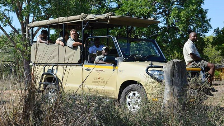 Kruger To Canyons Accommodation at Thornhill Safari Lodge | TravelGround