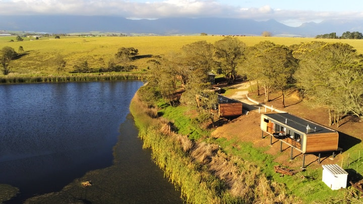 Garden Route Accommodation at Buff and Fellow Eco Cabins | TravelGround