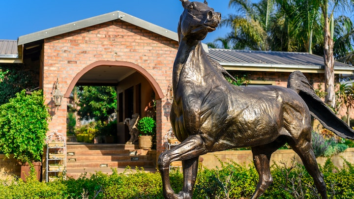 Mooinooi Accommodation at Maretlwane Guesthouse | TravelGround