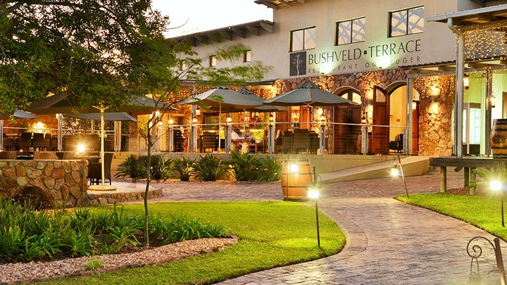 at Bushveld Terrace Hotel on Kruger | TravelGround