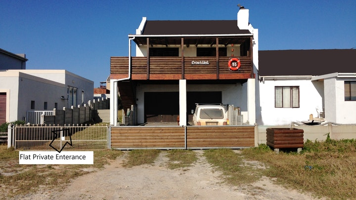 Suiderstrand Accommodation at Crow's Nest | TravelGround