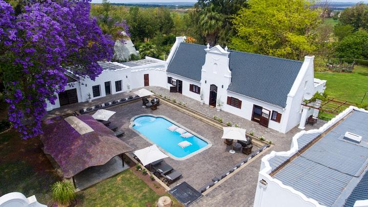 at Stellenhof Gastehuis   TravelGround