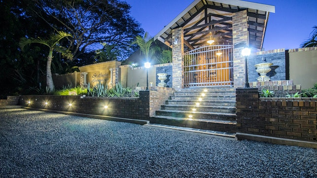at St Lucia Livingston Lodge | TravelGround