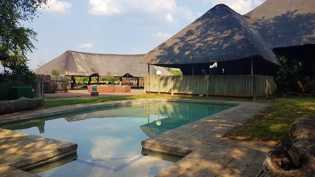 at Thanizimbi Game Farm | TravelGround