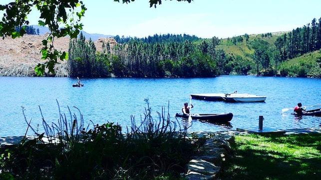 by Elgin River Lodge | LekkeSlaap