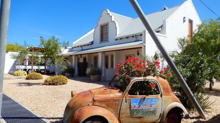at Karoo-Rust | TravelGround