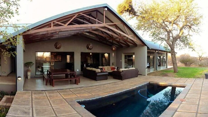 by The African Dream House | LekkeSlaap
