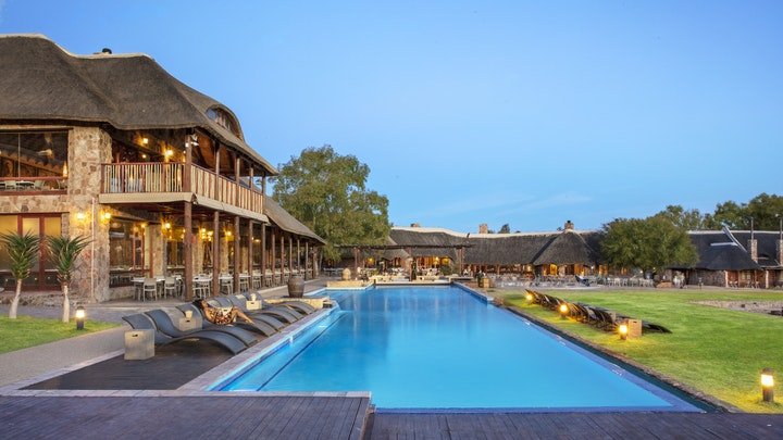 by Aquila Private Game Reserve & Spa | LekkeSlaap
