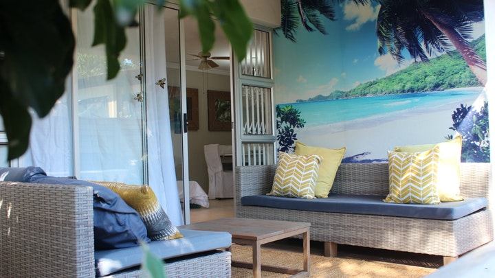 at Palm and Banana Palm Cottage | TravelGround
