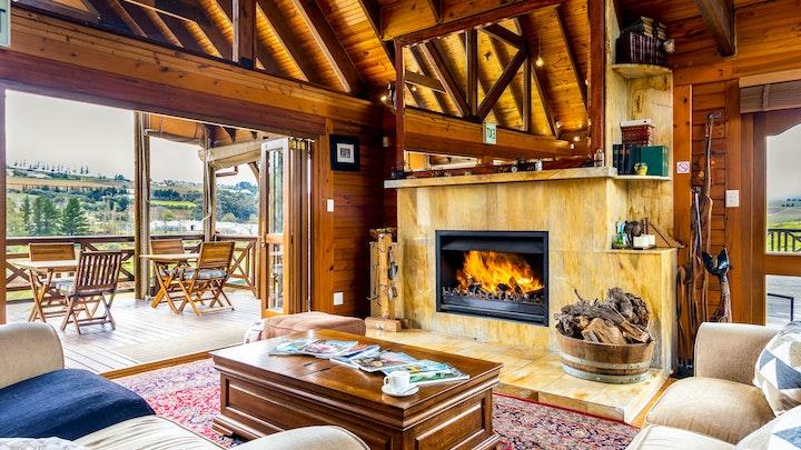 at The Log Cabin | TravelGround