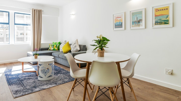 Cape Town CBD Accommodation at Lily's 1 Bedroom Apartment | TravelGround
