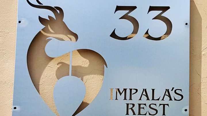 Impala Park Akkommodasie by Impala's Rest B&B | LekkeSlaap