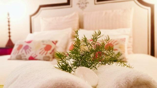 by Art Deco Garden Apartment | LekkeSlaap