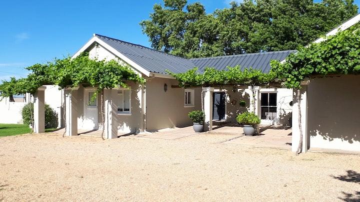 at Doran Vineyards Manor House | TravelGround