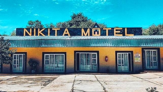 by Nikita Motel   LekkeSlaap