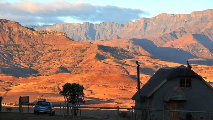 Northern Drakensberg Accommodation at Berghouse and Cottages | TravelGround