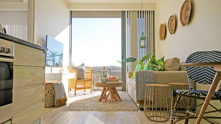Bloubergstrand Accommodation at Infinity Apartments LG8 | TravelGround