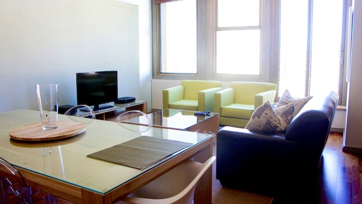 Cape Town CBD Accommodation at Faan's 1 Bed Apartment | TravelGround