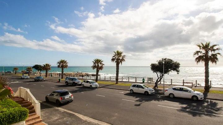 Sea Point Accommodation at Beachfront Bantry Bay Apartment | TravelGround